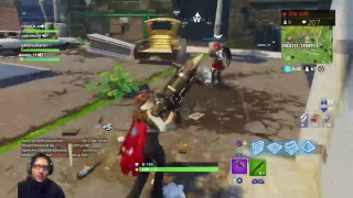 REALLY SHORT STREAM| PLAYING FORTNITE ON PS4
