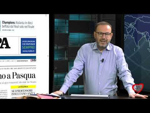 I giornali in edicola - la rassegna stampa 25/02/2021