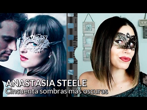 El maquillaje de Anastasia Steele en Cincuenta sombras más oscuras | Celebrities MakeUp!