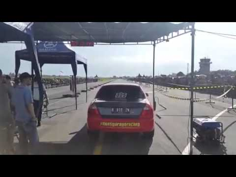 ... Evolution 5 ABS Performance in Medan 201m result 6,531 sec - YouTube