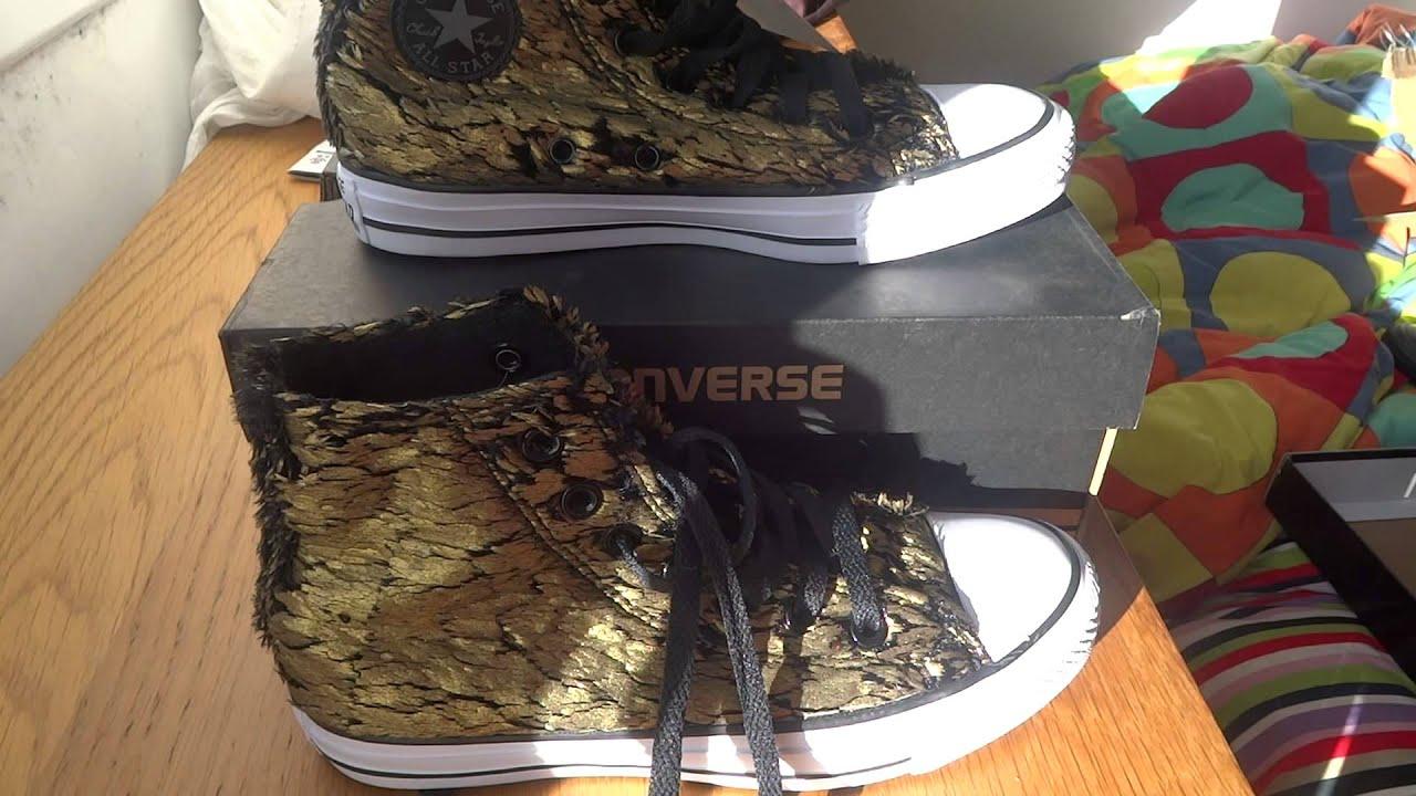 CHUCK TAYLOR ALL STAR - Sneaker high - gold Amazon Footaction Rabatt 100% Original Uv15wh