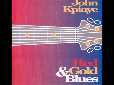 John Kpiaye - Red, Gold and Blues