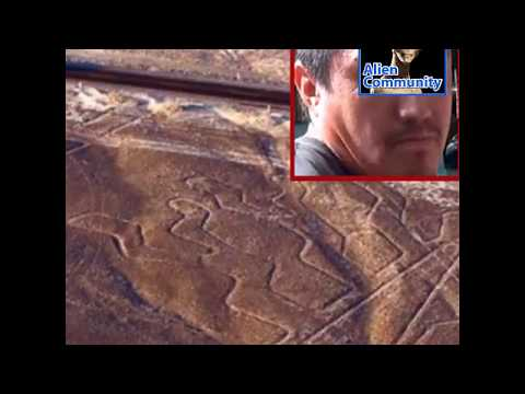He is the truck driver that destroyed the historic Nazca Lines