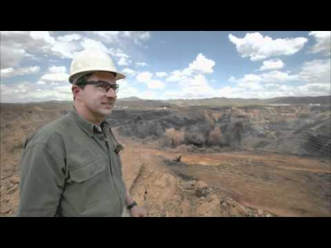Open Pit Gold Mining