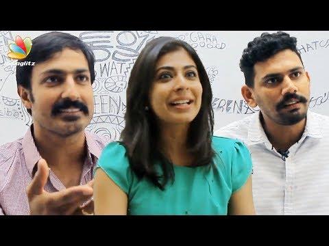 മായാനദിയിൽ പുതുമയൊന്നും അവകാശപ്പെടുന്നില്ല | Mayanadhi Team Interview | Dileesh Nair , Leona Shenoy