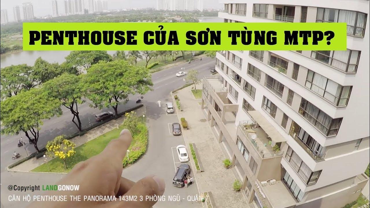 Căn hộ Penthouse The Panorama 143m2 3 phòng ngủ, Phú Mỹ Hưng, Quận 7 – Land Go Now ✔