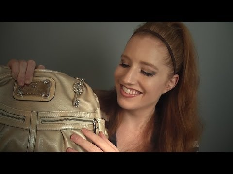 ASMR Show and Tell: What's in my Bag?