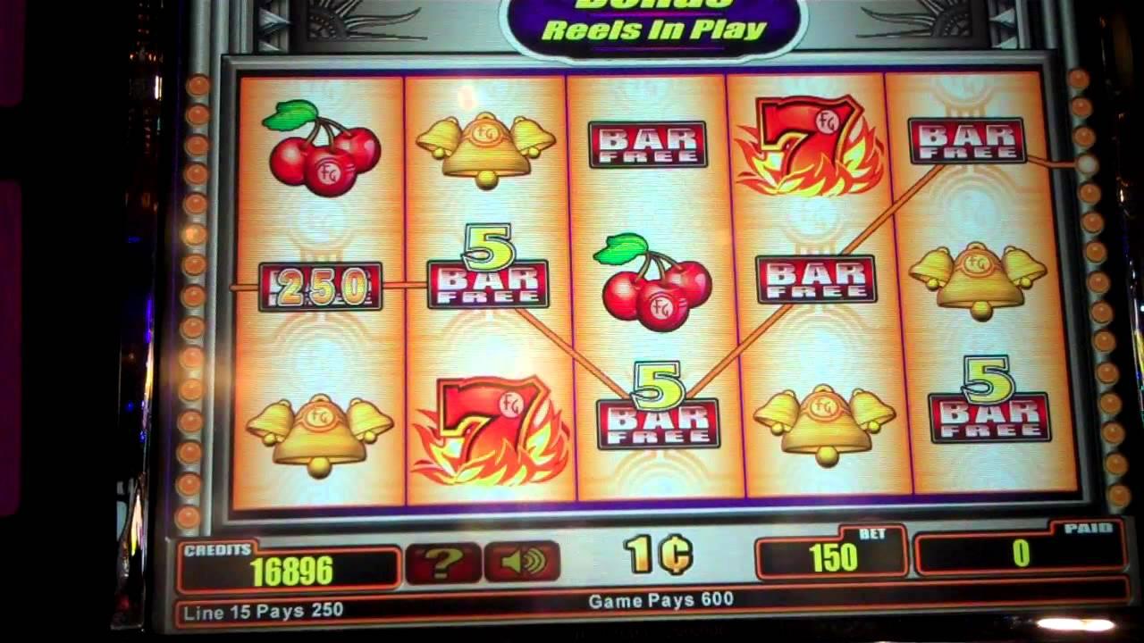 Slot Machine Quick Hit Platinum