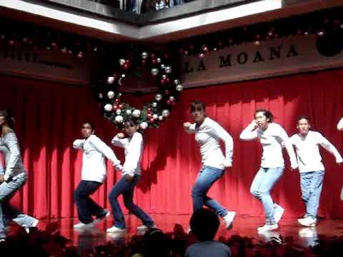 YMCA Dance Central x-mas '09