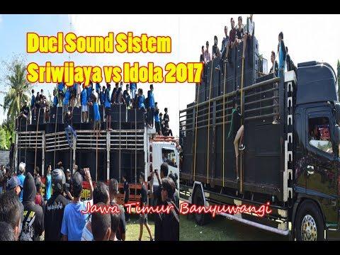 Duel Sound Sistem Sriwijaya vs HRJ Malang 2017 jatim