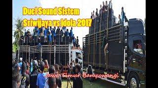 Gambar cover Duel Sound Sistem Sriwijaya vs HRJ Malang 2017 jatim