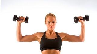 ♦ 5 Лучших Упражнения для Плеч Девушке в Тренажерном Зале.(5 лучших упражнения для плеч девушке в тренажерном зале - из этого видео Вы познаете обычные и эффективные..., 2015-08-04T10:29:27.000Z)