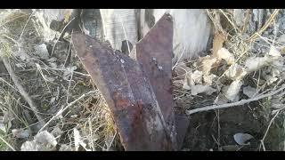 #15. В поисках металлолома. По выбитым местам.