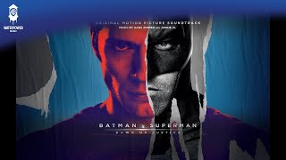 OFFICIAL  Is She With You?  Batman v Superman Soundtrack  Hans Zimmer amp; Junkie XL