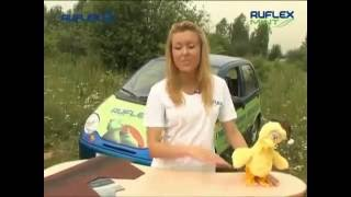 видео Гибкая черепица в Алматы