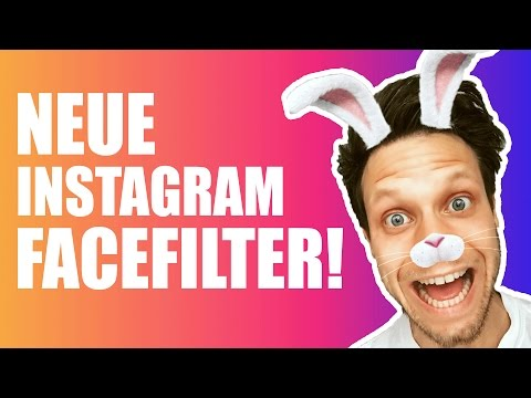 😀 Instagram Stories Face Filter Tutorial - Neue Funktion 😀 | #FragDenDan