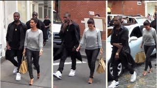 Kim Kardashian & Kanye West getting MARRIED