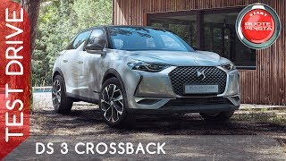 DS 3 Crossback a Ruote in Pista