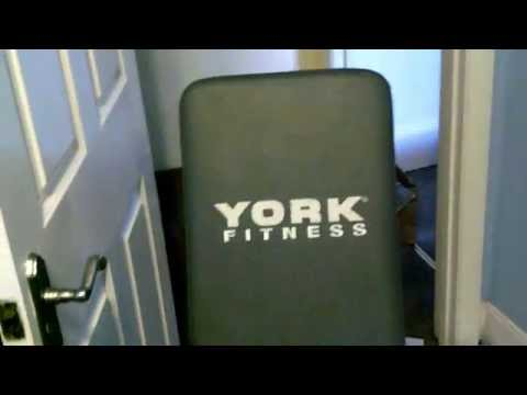York Fitness Bench Unboxing And Quick Review