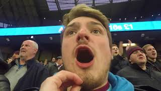MANCHESTER CITY VS WEST HAM (2-1) | GOOD TEAM SPIRIT AND FIGHT | UNLUCKY NOT TO GET THE POINT!!!