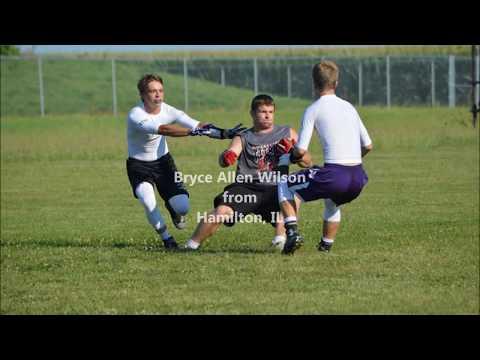 Bryce Allen Wilson - Running Back -  Summer 2016