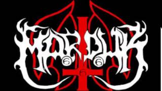 "- NEFAS TERRA (RUS) ""Those Of The Unlight"" MARDUK Cover"