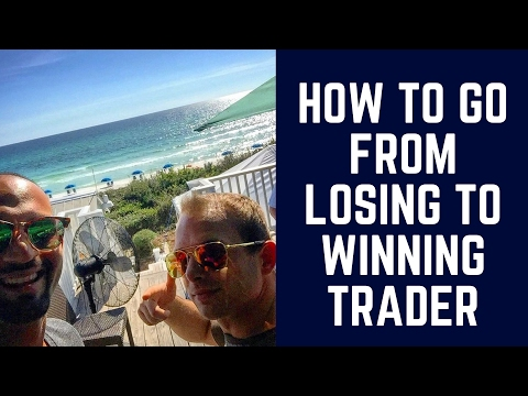 How To Go From Losing To Winning Trader - Path To Profitability With Taylor Jordan