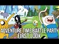 Adventure Time Battle Party (Free MOBA Game): Watcha Playin'? Gameplay First Look