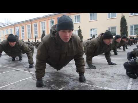 400 гвардійців приєдналися до 22 Pushup Challenge
