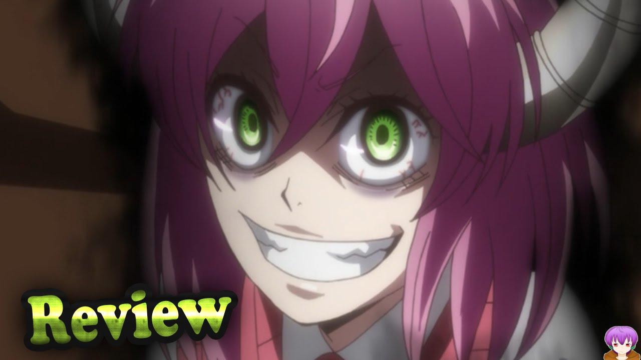 Jitsu wa watashi wa episode 7 anime review demon girl 実は私は youtube