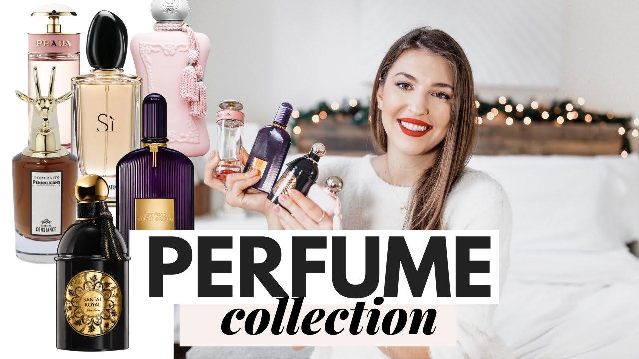 Perfume Collection: Best Perfumes for Women- Dana Berez