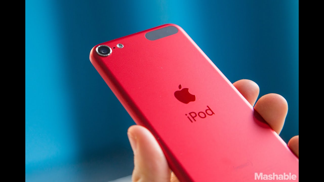 Apple Ipod Touch 6g Product Red Unboxing Youtube