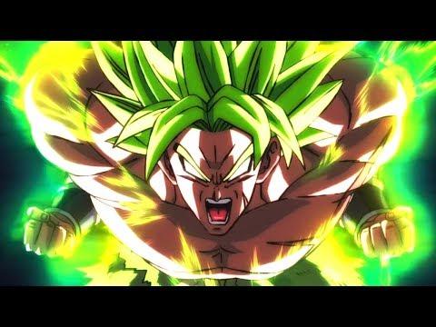 Dragon Ball Super BROLY Theme (Hip Hop / Trap Remix)