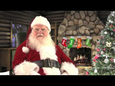 Santa's sharing letters... is he reading yours? Episode 1