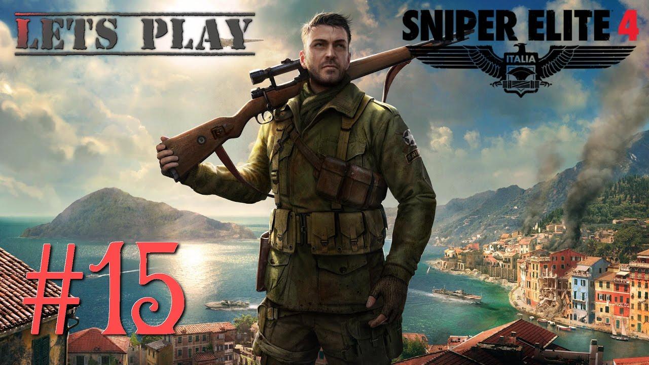 Lets Play Sniper Elite 4