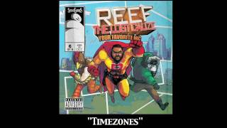 "Snowgoons x Reef The Lost Cauze ""Timezones"" (feat. Outerspace) [Official Audio]"