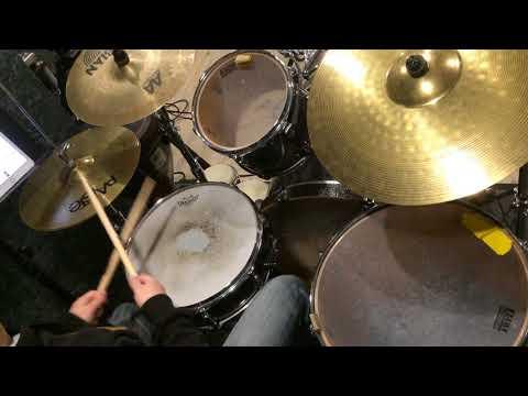 Drum play along practice (Sara Bareilles-Love Song)