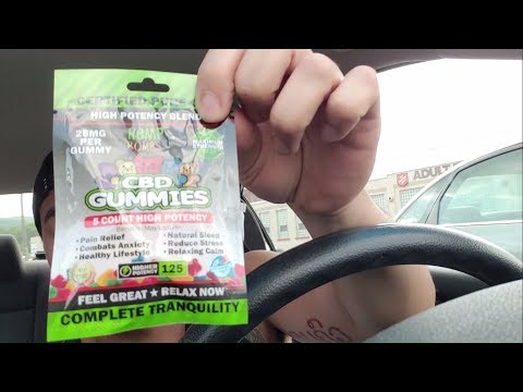 Review! Gas Station CBD Gummy Bears