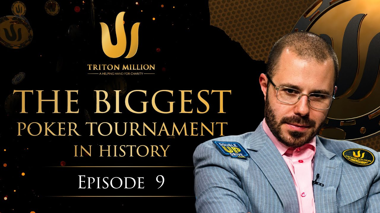 Download Triton Million Ep 9 - A Helping Hand for Charity Poker Tournament