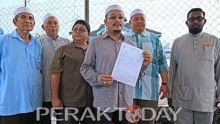Kazim Buat Laporan Polis Terhadap Wardina Dan Syed Azmi