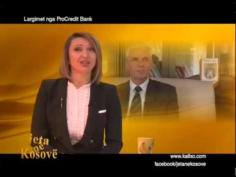 Emision: LARGIMET NGA PUNA NË PROCREDIT BANK