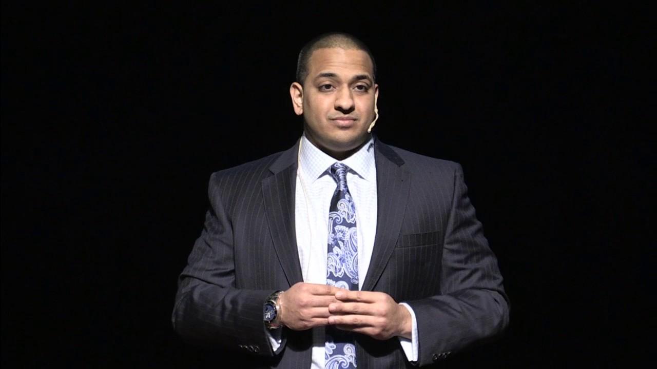 The 4 Secrets to Success | Daniel Ally | TEDxBergenCommunityCollege