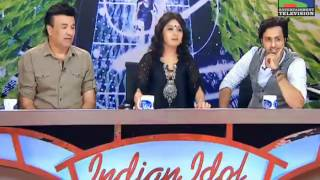 Indian Idol 6 - Manish Abraham beat boxing from lucknow