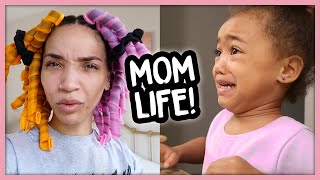 A Week In My Life | Busy Single Mom!
