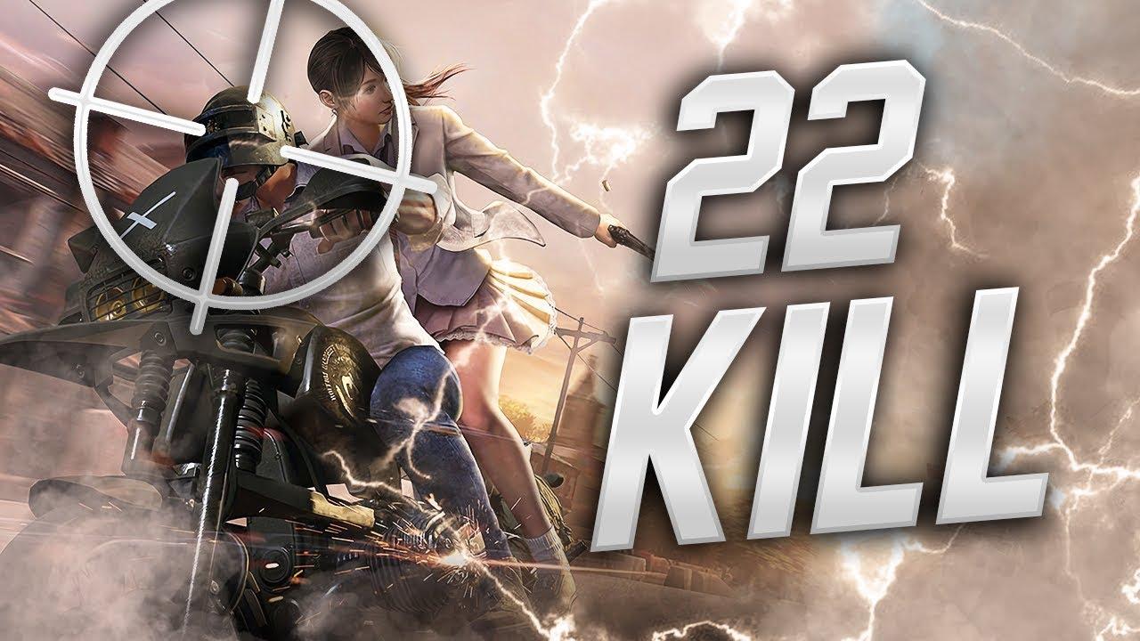 2020 İLK VİDEO / PUBG'DE BOMBA KURMAK!  - 22 KILLS! [PUBG]