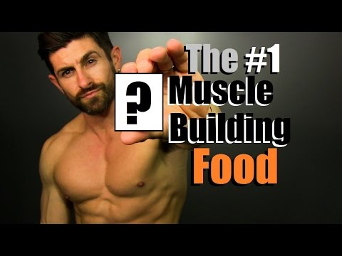 The #1 Food To Build MORE Muscle FAST