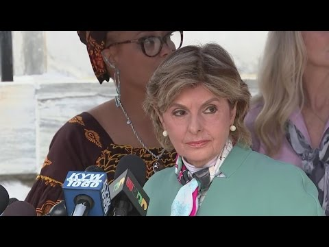Thumbnail: WEB EXTRA: Gloria Allred Reacts To Cosby Mistrial