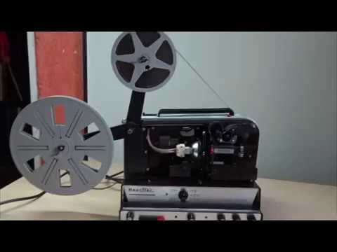 test projecteur super 8 heurtier monoplay duovox p842 youtube. Black Bedroom Furniture Sets. Home Design Ideas