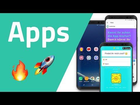 Top 8 besten Apps, die du haben musst! (kostenlos für Android & iOS)