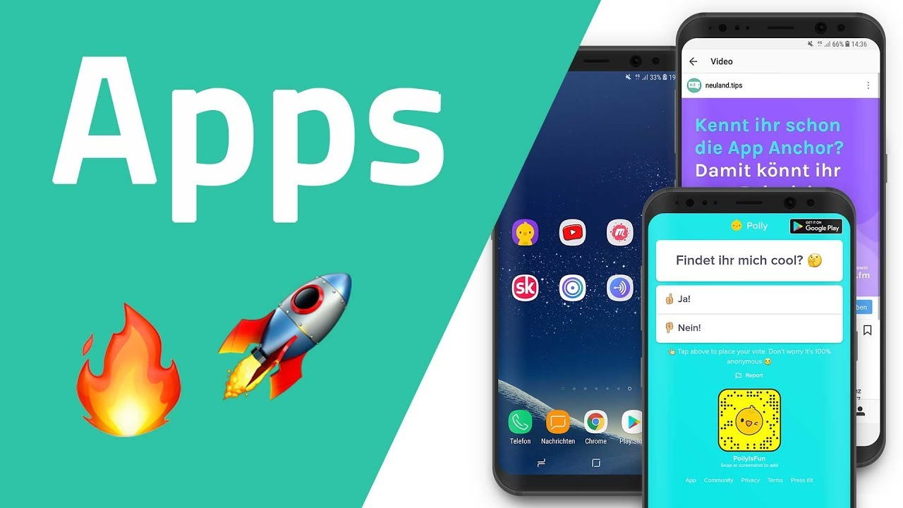 Top 28 besten Apps, die du haben musst! (kostenlos für Android & iOS ...